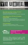 MACKENZIE ART GALLERY coming events