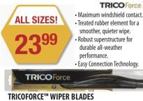 TRICOFORCE™ WIPER BLADES