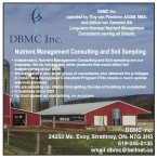 Nutrient Management Consulting and Soil Sampling