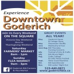 Experience Downtown Goderich