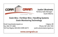 Grain Bins • Fertilizer Bins • Handling Systems Grain Monitoring Technology