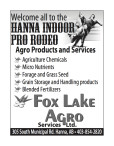 Welcome all to the HANNA INDOOR PRO RODEO