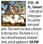 1240 sqft of Living space for a pretty darn good price.