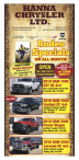Rodeo Specials ON ALL MONTH at Hanna Chrysler