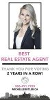 Michelle Butler voted BEST REAL ESTATE AGENT