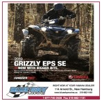 2019 GRIZZLY EPS SE at Blue Sky Marine