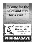 Come for the sales and stay for a visit at Super A Foods
