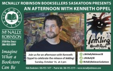 MCNALLY ROBINSON BOOKSELLERS PRESENTS AN AFTERNOON WITH KENNETH OPPEL