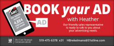 Book Your Ad with Heather