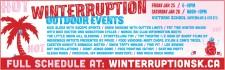 WINTERRUPTION OUTDOOR EVENTS