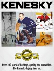 Kenesky Sports CELEBRATING OVER 100 YEARS