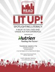 SPOTLIGHTING LITERACY: A NIGHT OF FUN, FOOD AND UNIQUE AUCTION EXPERIENCES.