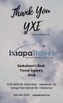 IxtapaTravel  Saskatoon's Best Travel Agency 2018