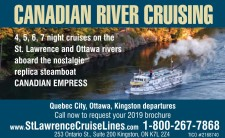 Canadian River Cruising B
