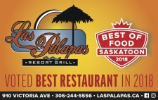 Las Palapas RESORT GRILL  VOTED BEST RESTAURANT IN 2018